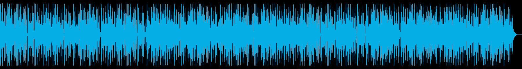 神秘的/サイケデリック_614_6の再生済みの波形