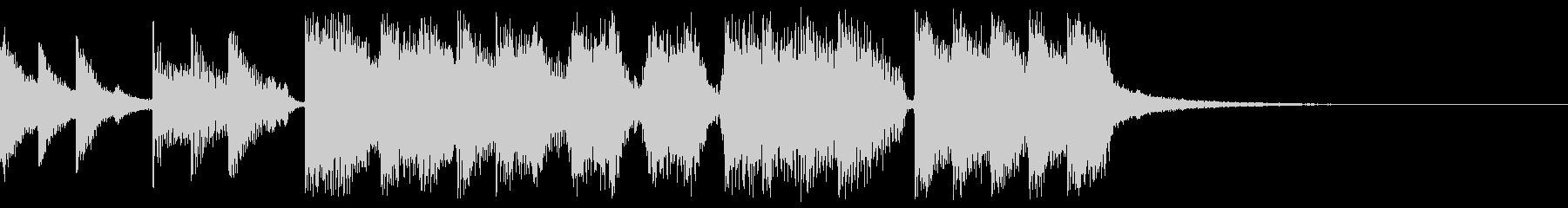 ストレートスルーALT。混合の未再生の波形
