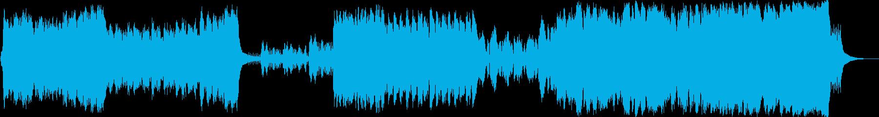 QUEEN'S RESTAURANTの再生済みの波形