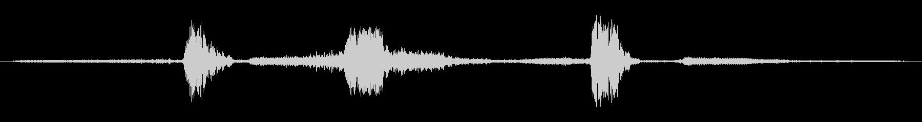 1985シェビーカマロ:ドライブア...の未再生の波形