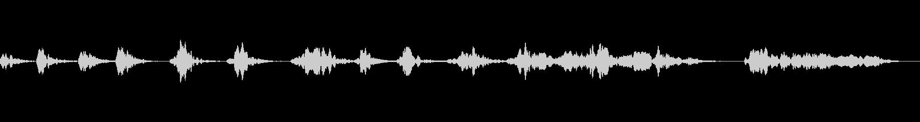 フォグホーン、ミュージカル。ローフ...の未再生の波形