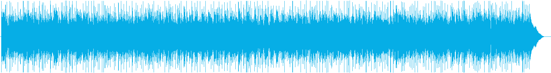 生演奏!穏やかな朝のアコギポップスの再生済みの波形
