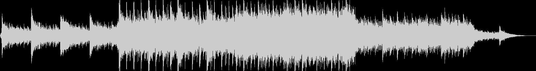 現代の交響曲 未来の技術 ポジティ...の未再生の波形