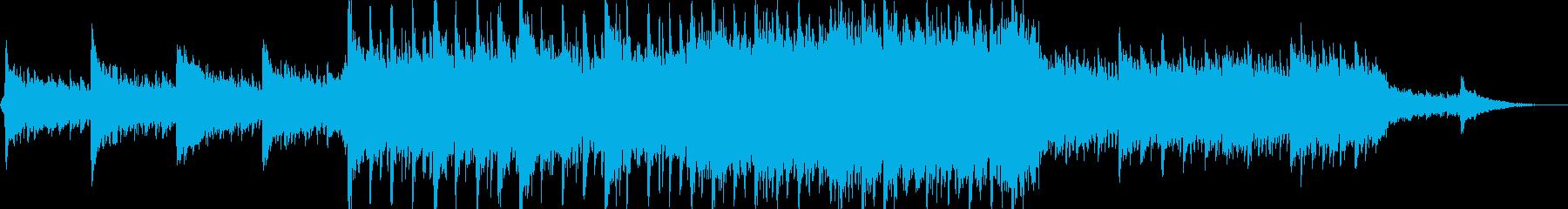 現代の交響曲 未来の技術 ポジティ...の再生済みの波形