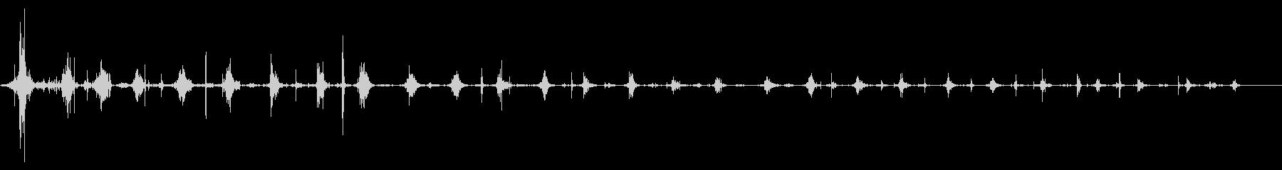 ポテトチップス:ファーストチューイ...の未再生の波形