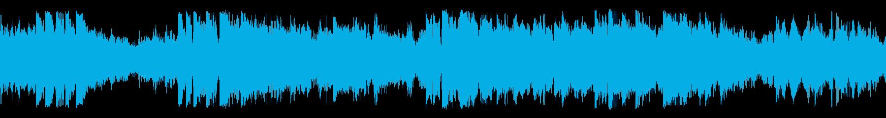 ソフト、メロディック、イージージャ...の再生済みの波形