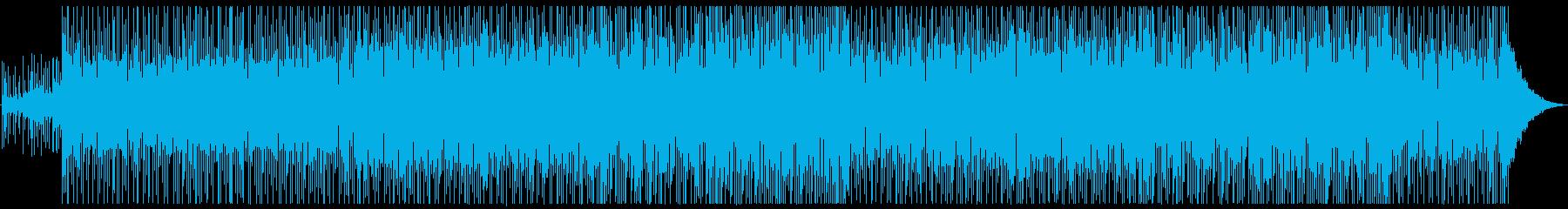 心地よいフリーソウルフュージョンの再生済みの波形