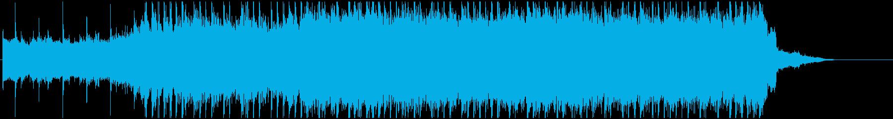 インディーズ ロック バトル 焦り...の再生済みの波形