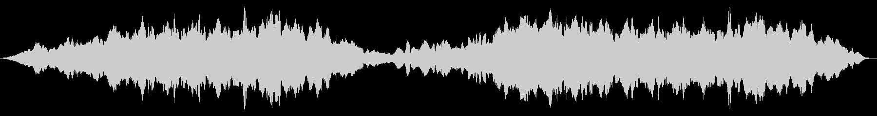 スペースドローン:メタリックFmデ...の未再生の波形