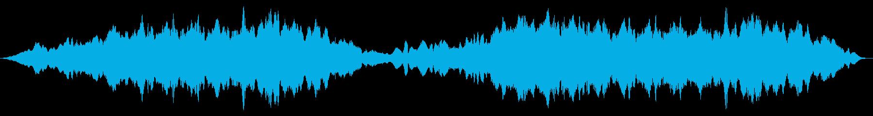 スペースドローン:メタリックFmデ...の再生済みの波形