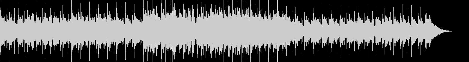 暗い感じのピアノシネマティックの未再生の波形