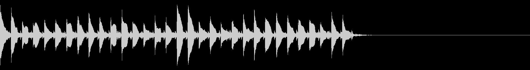 (話す、テキスト表示)長めA05の未再生の波形