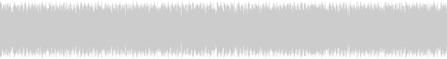 疾走感のあるSFの戦闘曲-ループ1の未再生の波形