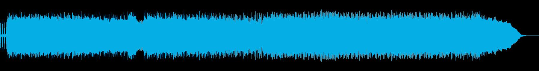 エッジの効いたロッキングポップイン...の再生済みの波形