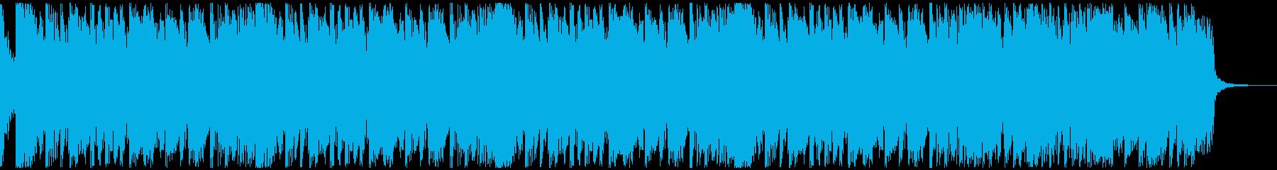 ロックンロール・ドライブ・バイク・疾走の再生済みの波形