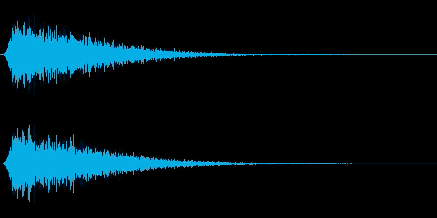 タイトルメニュー_キャンセル01-2の再生済みの波形