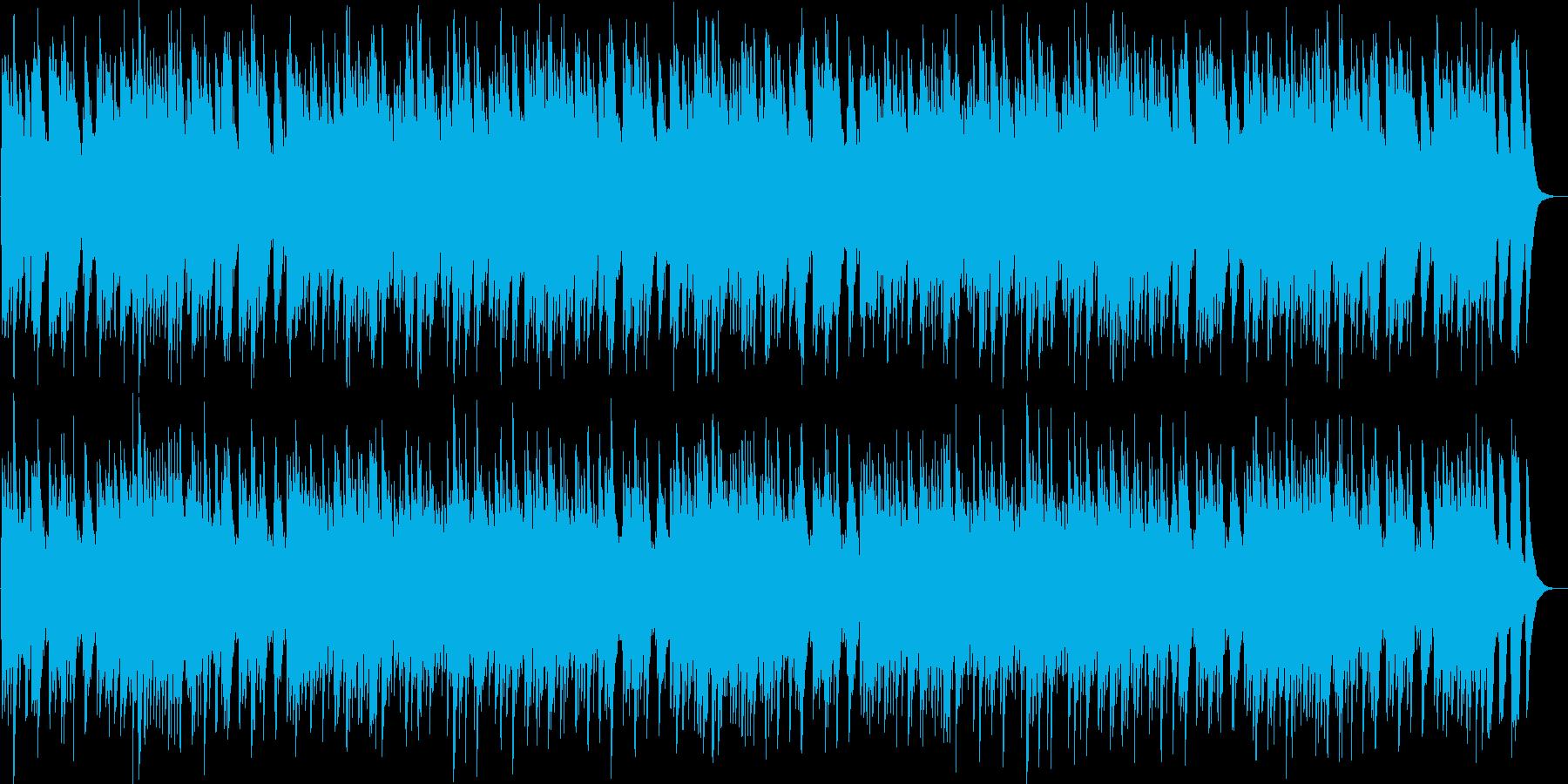 葦笛の踊り/チャイコフスキー(オルゴールの再生済みの波形