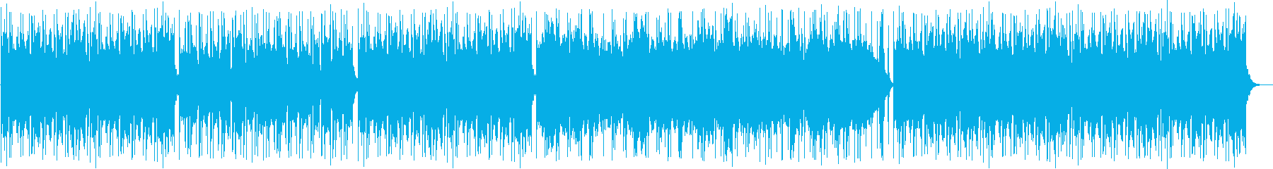 和風太鼓・シンセ・お琴などのサウンドの再生済みの波形