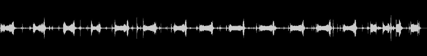 ハンドプレーン:プランニングウッド...の未再生の波形