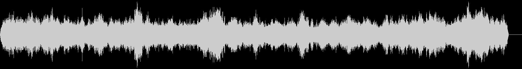 ゾンビ(グループ)血欲でうめき声1の未再生の波形