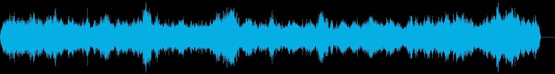ゾンビ(グループ)血欲でうめき声1の再生済みの波形