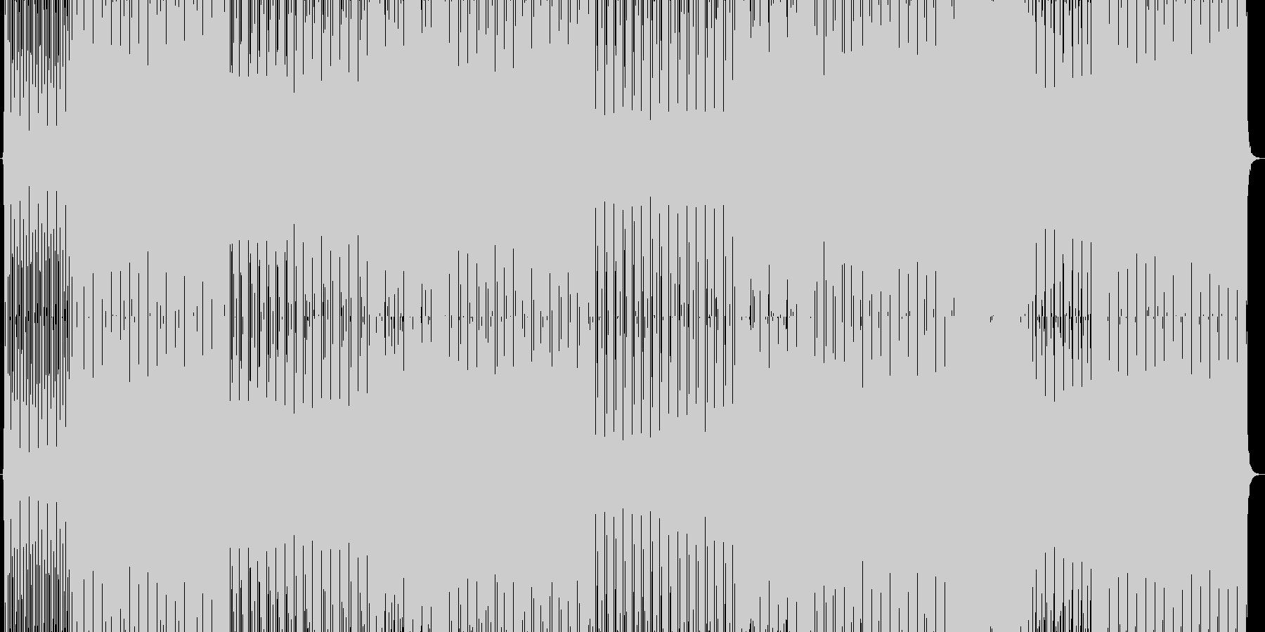 企業VP/CM/映像/夏/空なEDMの未再生の波形