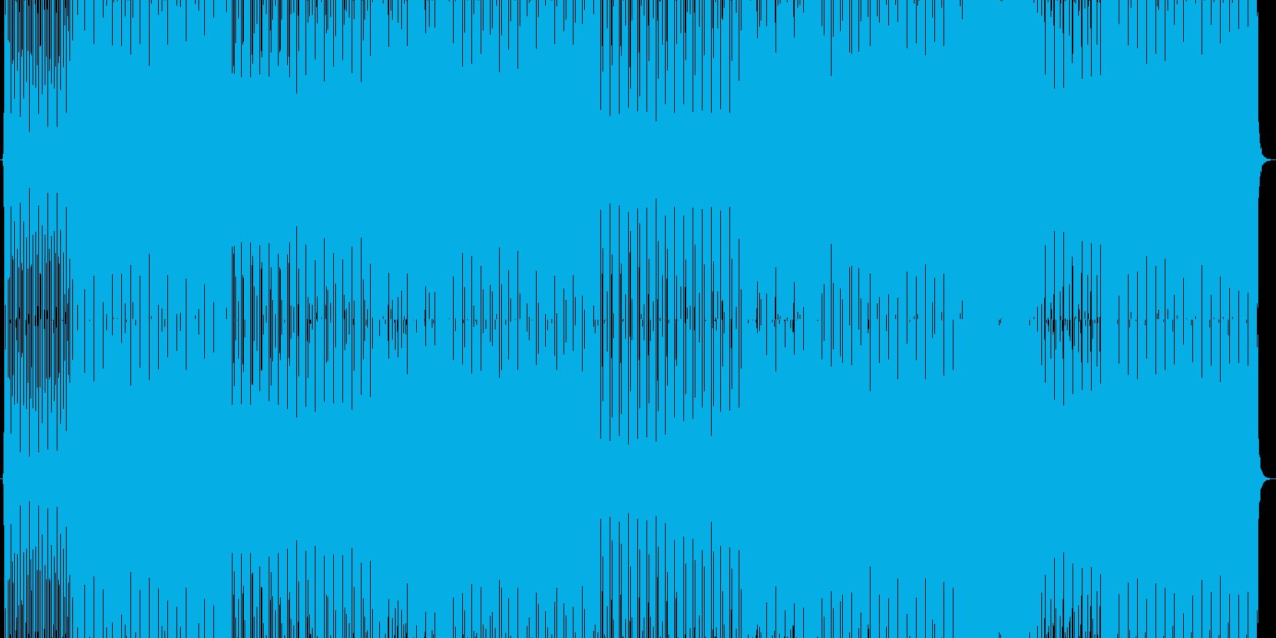 企業VP/CM/映像/夏/空なEDMの再生済みの波形