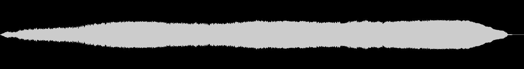 花火、ホイッスル1の未再生の波形