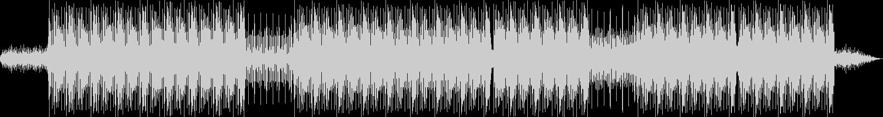 洋楽 ダークUS TRAP HIPHOPの未再生の波形