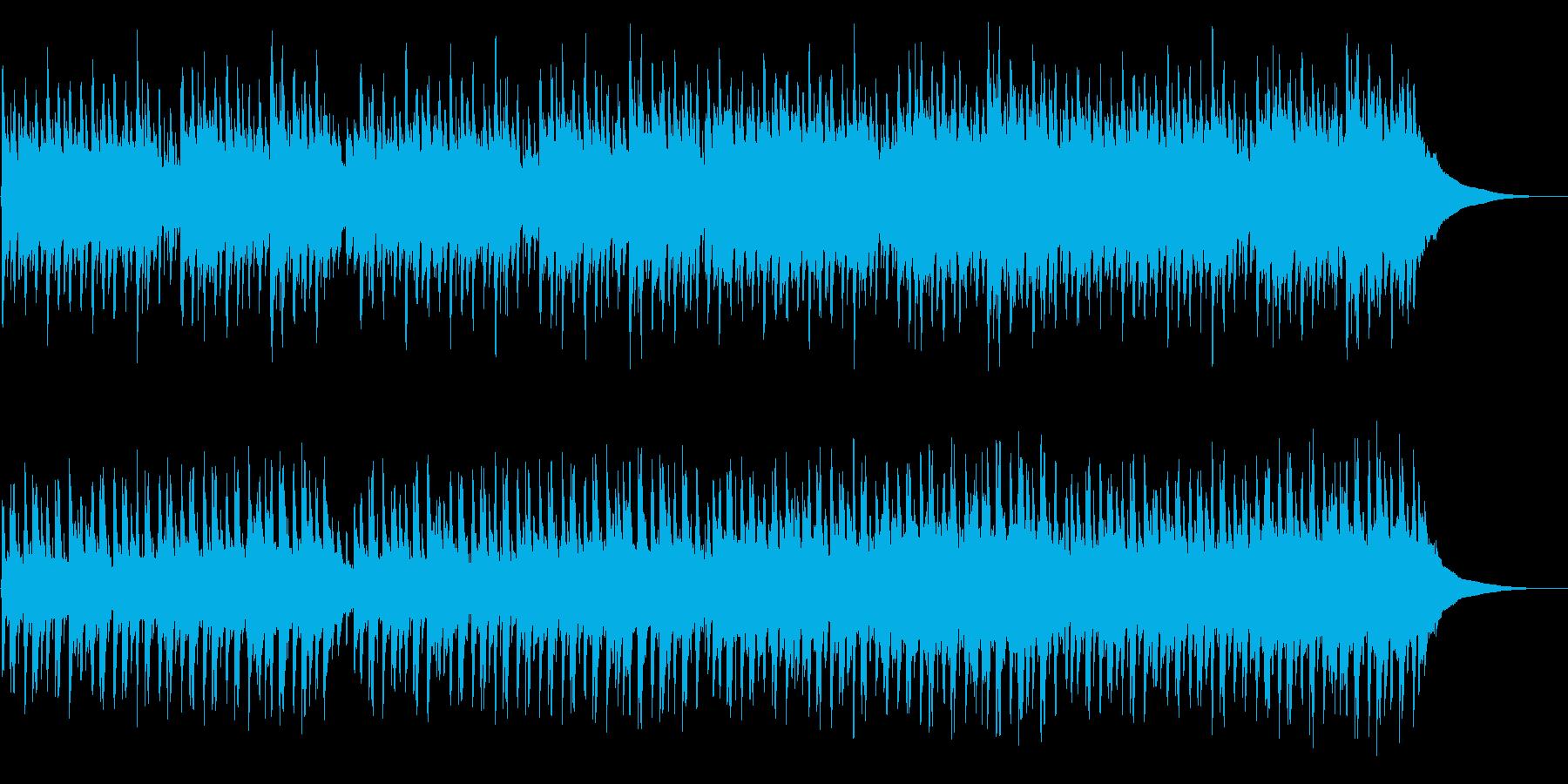 好印象壮大爽やか企業VP会社紹介(1分)の再生済みの波形