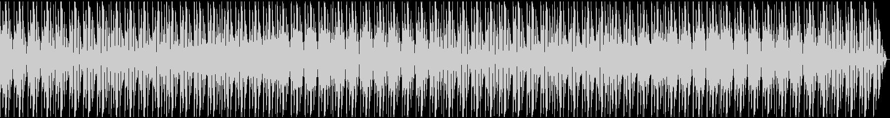 ニュース番組で流れそうな曲1の未再生の波形