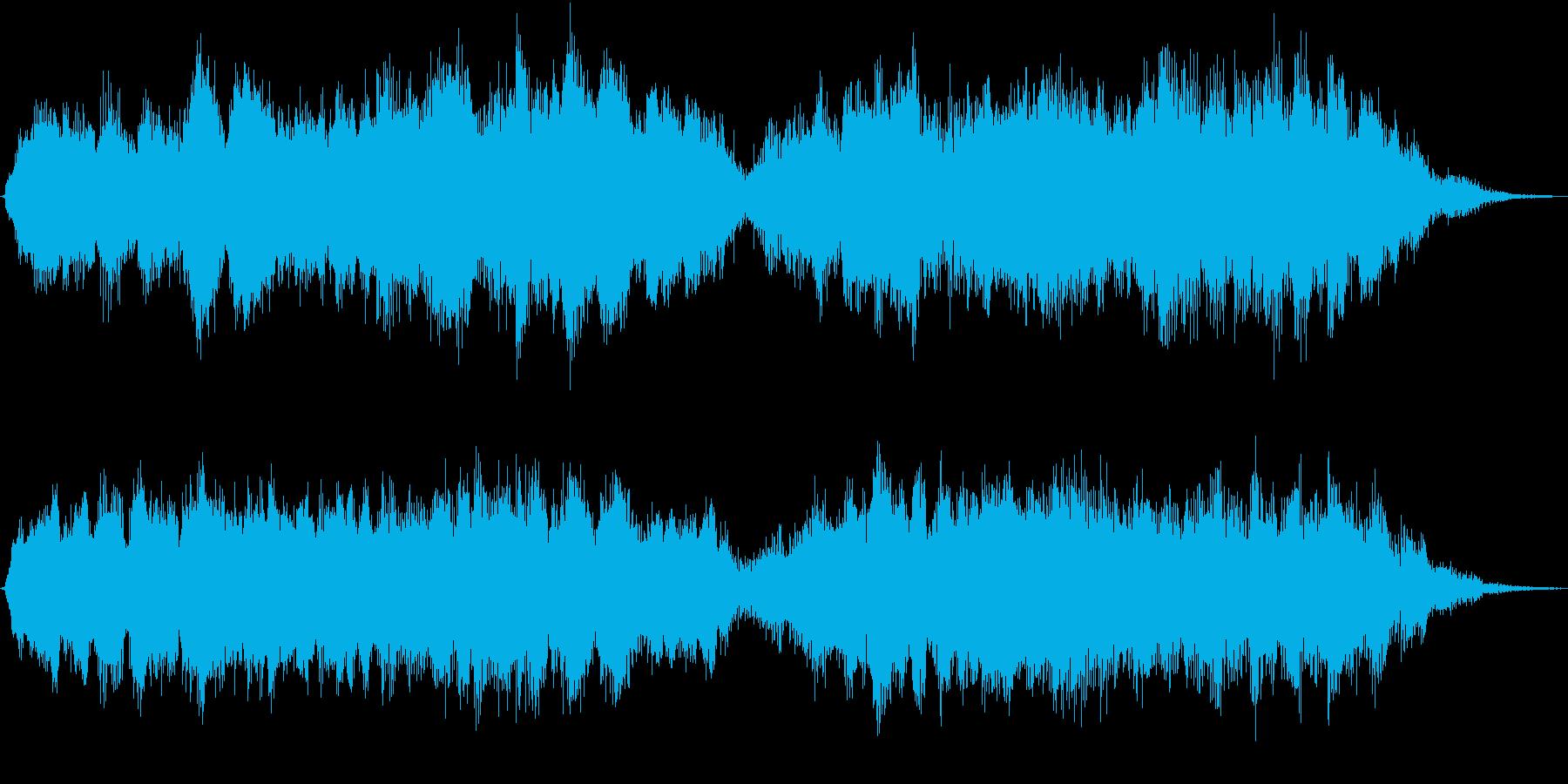 荒城の月・ゆったり切ない弦楽アレンジの再生済みの波形