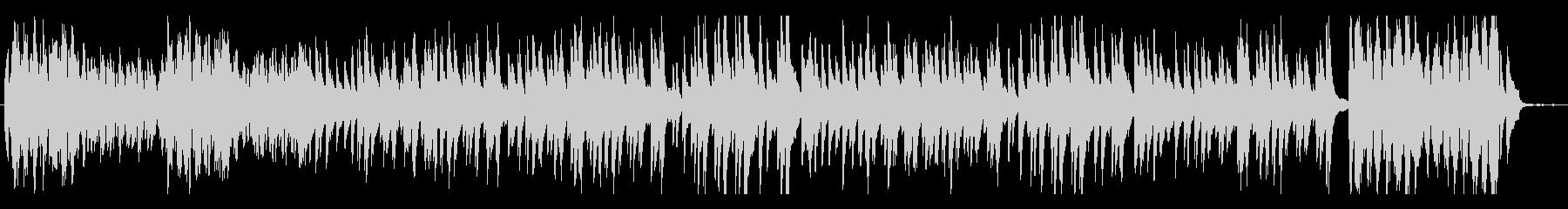 ショパン ピアノ曲 ワルツ第11番・高音の未再生の波形