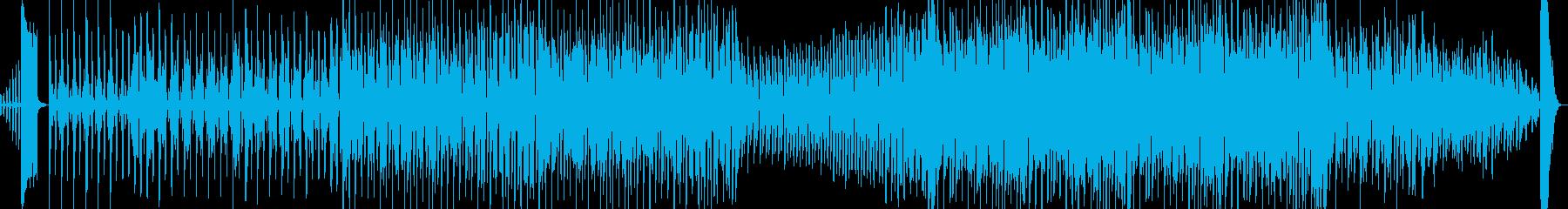 tiktokや動画で使うドッキリ成功の曲の再生済みの波形