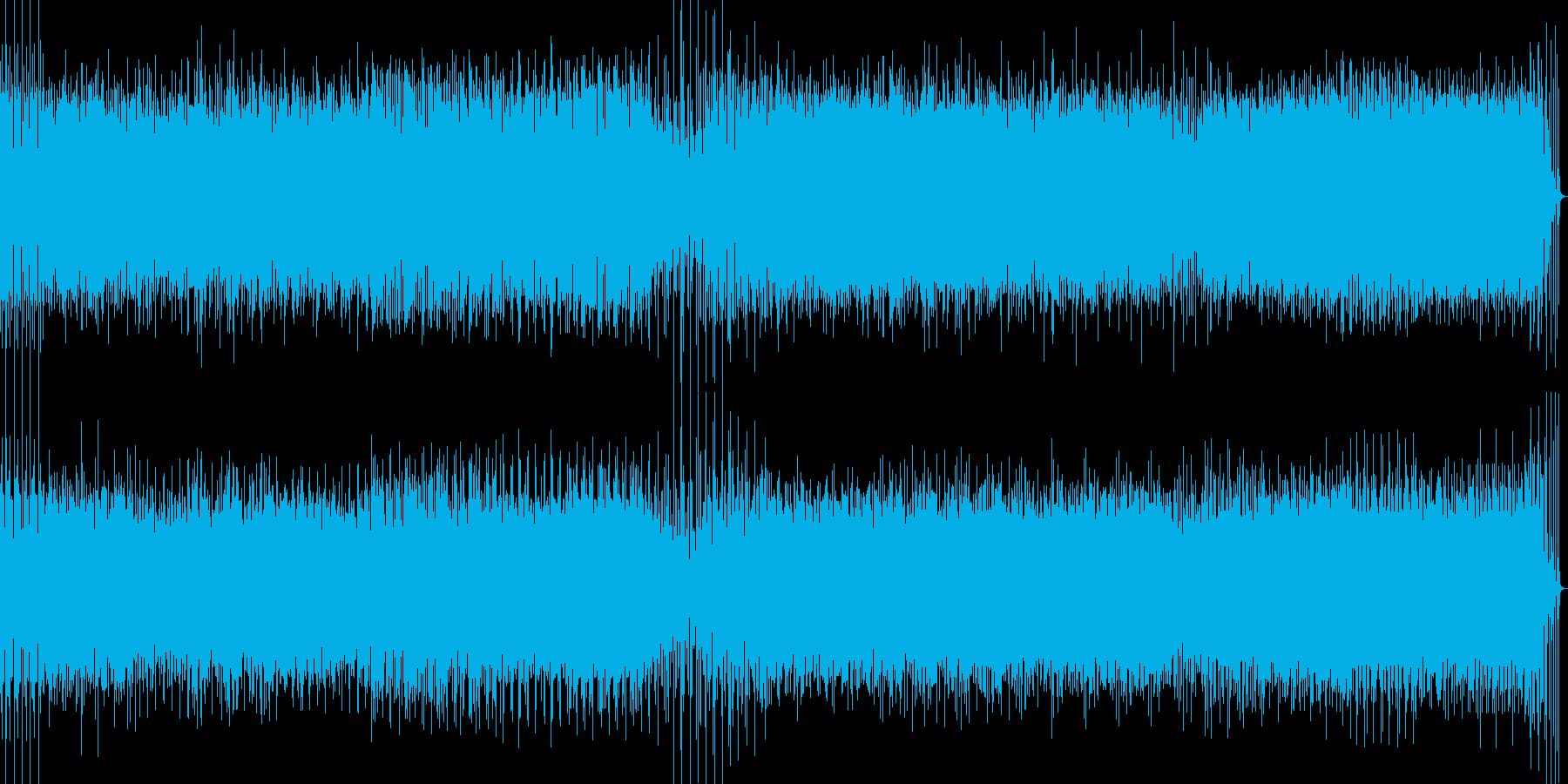 とろけるハウスミュージック!!! の再生済みの波形