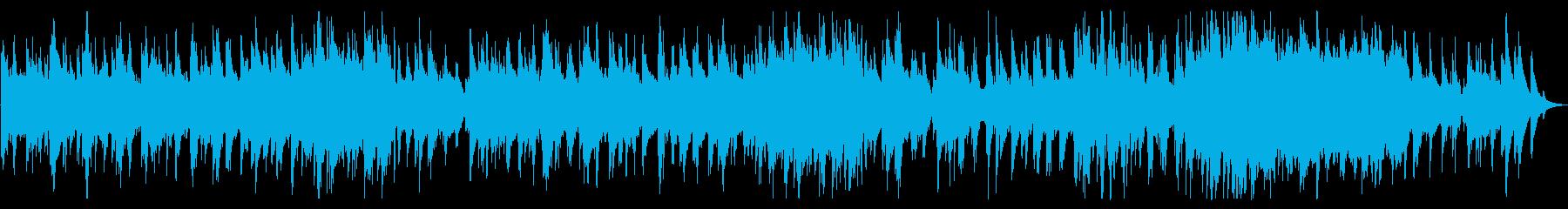 「仰げば尊し」スムースジャズバージョンの再生済みの波形