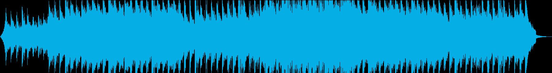 美しいギターメロディのコーポレート②の再生済みの波形