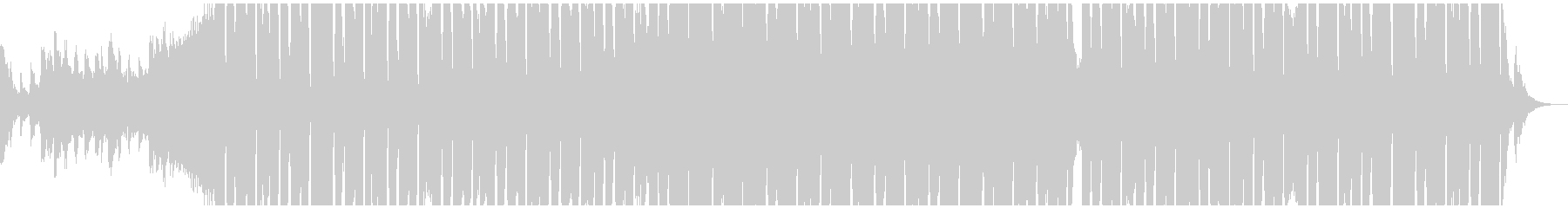 Rock Upbeatの未再生の波形