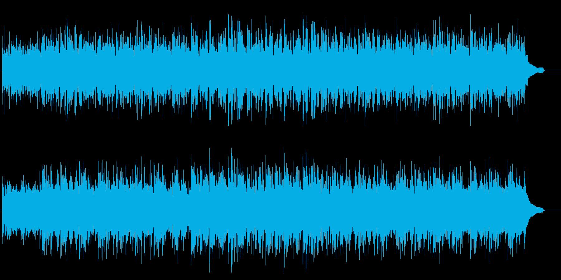 のどかでスキップしたくなるピアノソロの再生済みの波形
