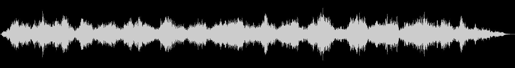大西洋のイルカ:小グループ発声、背...の未再生の波形