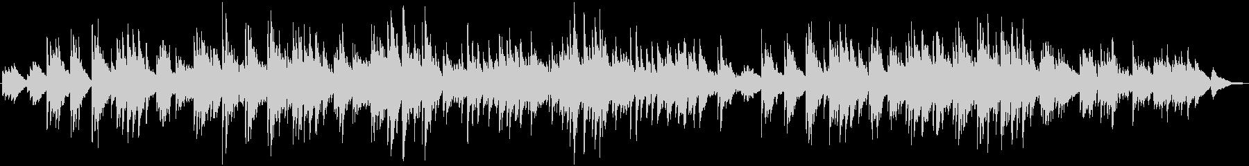 ギターデュオによるヒーリング音楽です。の未再生の波形