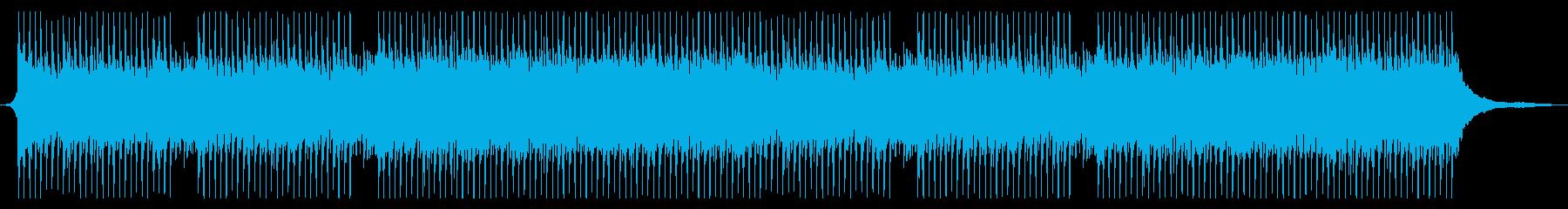 ベース無し ピアノ 爽快 STARTの再生済みの波形