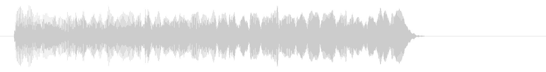 8bitパワーup-01-4_dryの未再生の波形