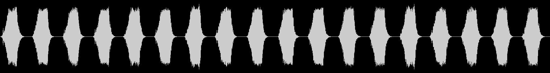携帯電話 バイブレーション02-06(手の未再生の波形