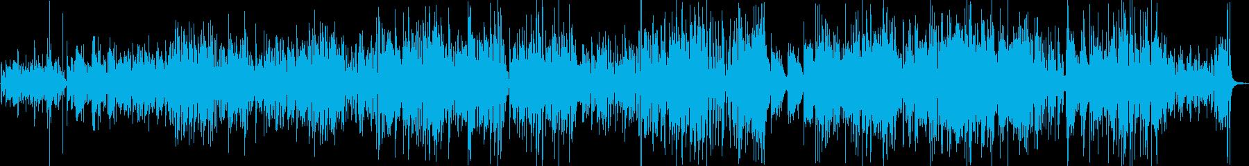 バサノバ アクティブ 明るい ゆっ...の再生済みの波形