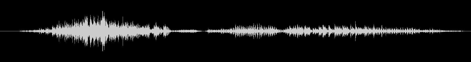 鳴き声 男性の呪い悪04の未再生の波形