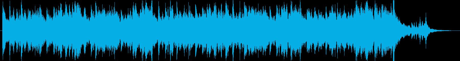 企業PV】前向き、感動BGM【短縮版】の再生済みの波形