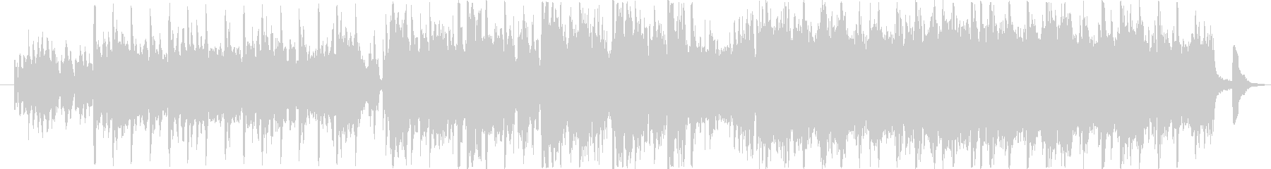 EDM+オーケストラの感動的なOP,EDの未再生の波形