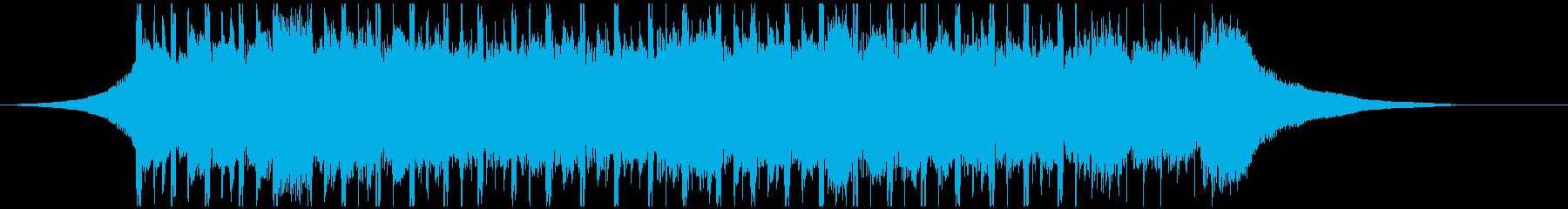 コーポレート・アップビート(ショート2)の再生済みの波形