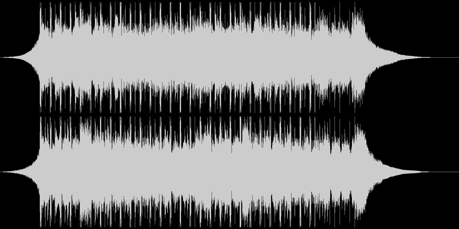 コーポレート・アップビート(ショート2)の未再生の波形